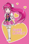 Happiness Charge Precure - Cure Lovely