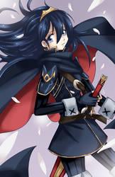 FA - Fire Emblem: Awakening Lucina by AngelDranger