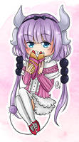 [F] Kanna and Her Crepe