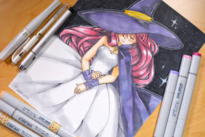 [O] Galaxy Witch