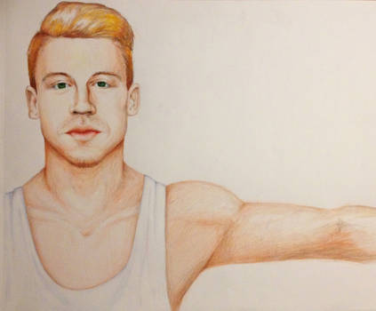 Macklemore by Ayyyvis