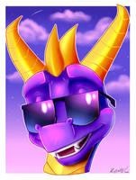 Spyro Reignited by Dorkosauruz