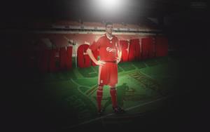 Steven Gerrard wallpaper by MDSHar1ey