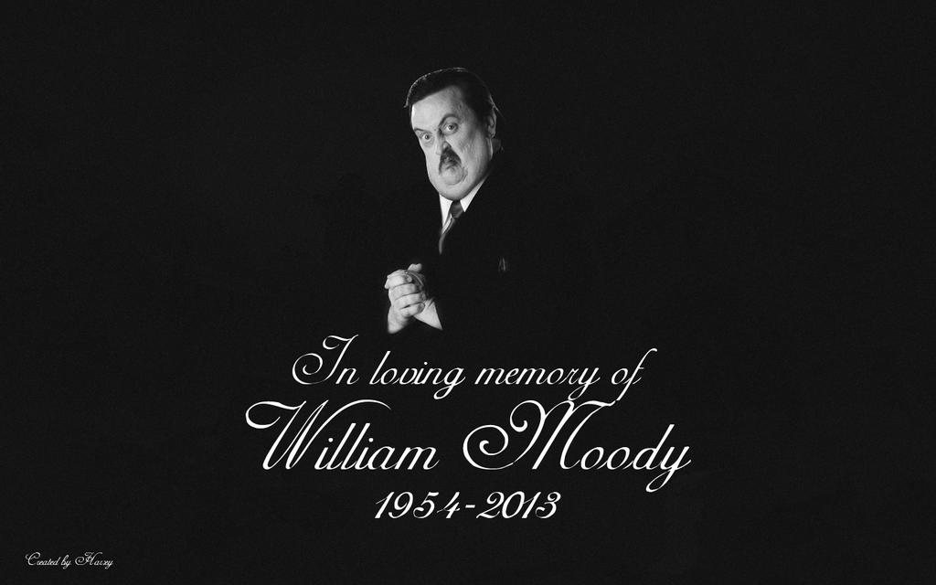 William (Paul Bearer) Moody RIP by MDSHar1ey