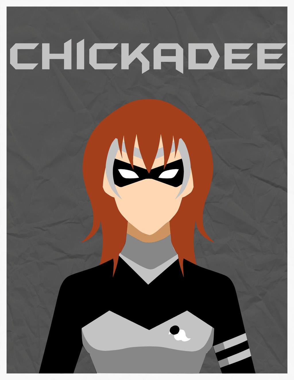 Gift: Chickadee Poster by xDarkHikarix