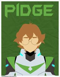 Voltron: Pidge Poster by xDarkHikarix