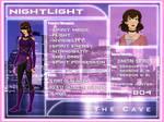 The Cave App: Nightlight