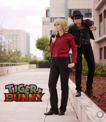 Tiger and Bunny by Eik1chi