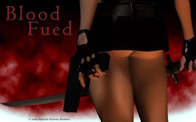 Blood Fued: Wallpaper #0