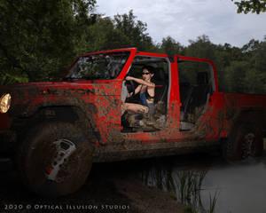 Muddy!