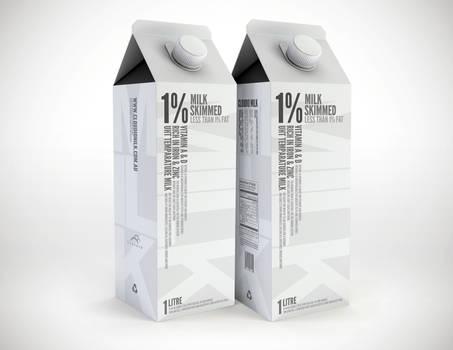 Milk Carton Concept no 3