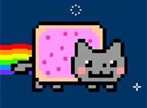 NYAN CAT!!!!! by SaburBrony6