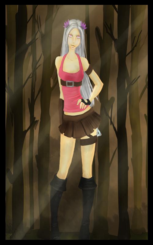 MinaRei aka Mina Rei Darkheart