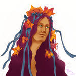 Autumn Leaves by ViridiVulpes