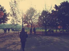 Parigi, al parco. by cridefea