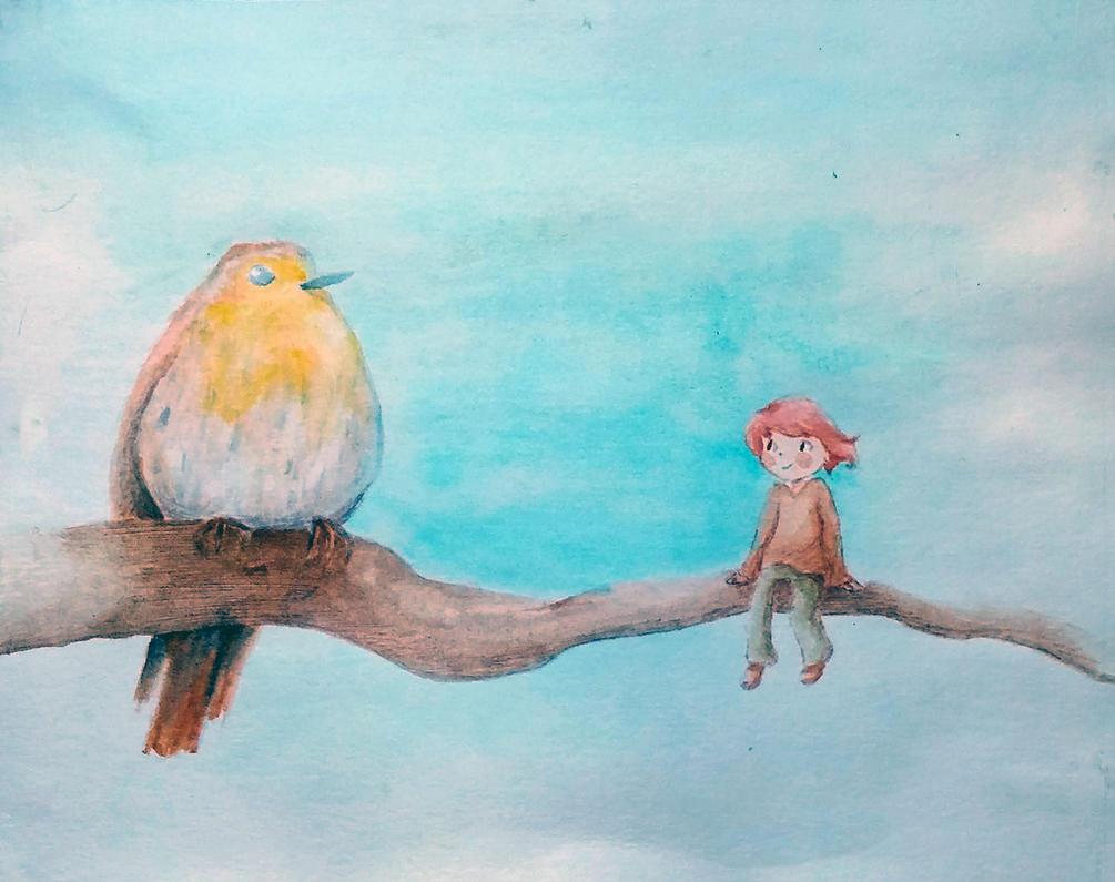 Tiny World by sugarbearkitty