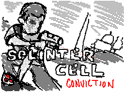 Splinter Cell Conviction by LeafyguyDS