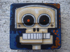 calavera robot7 by elocha