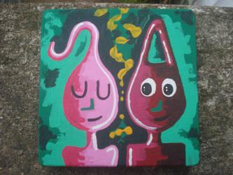 Enamorados (encuentros) by elocha