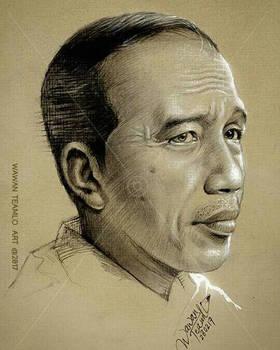 Jokowi by wawanteamlo
