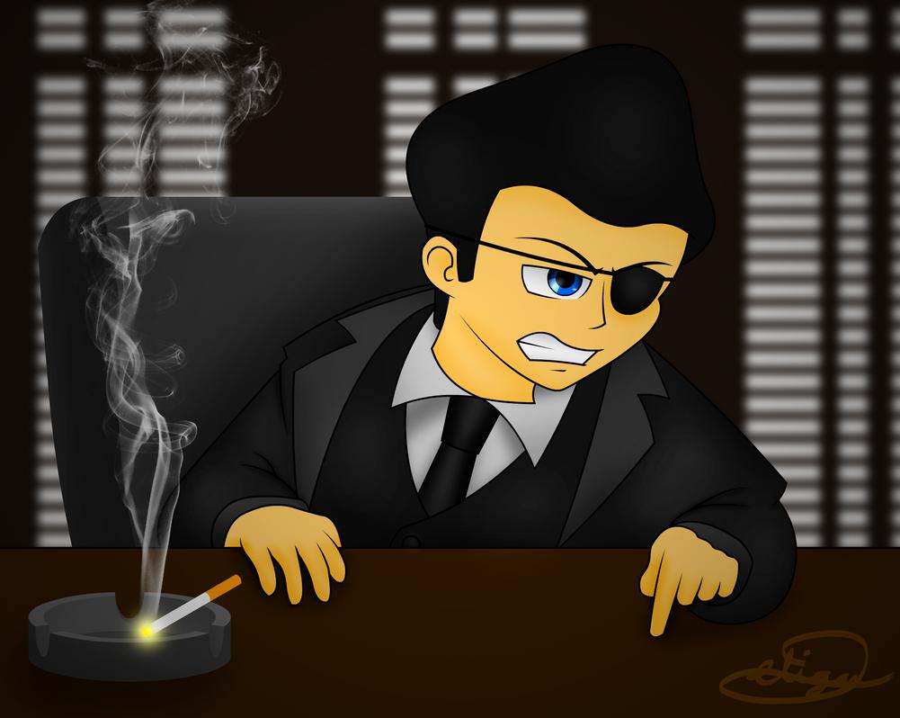 Godfather Butch by Ellis02