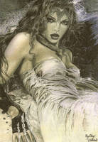 Luis Royo 2 by Clay by KaylaLovesCody