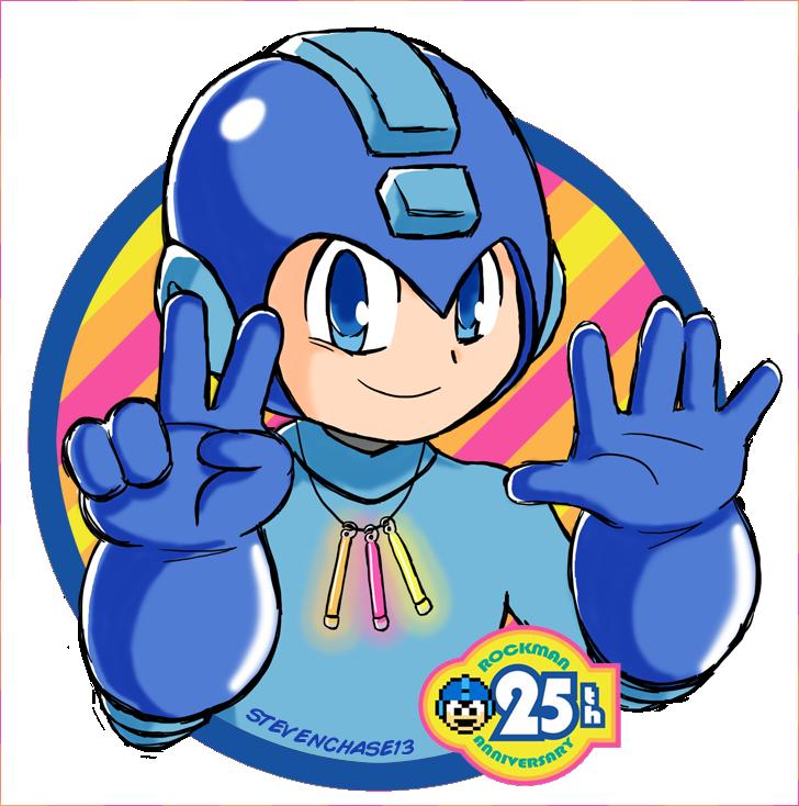 Happy Birthday, Mega Man! by stevenchase
