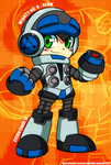 Mighty No. 9 - Beck (Powered Up)