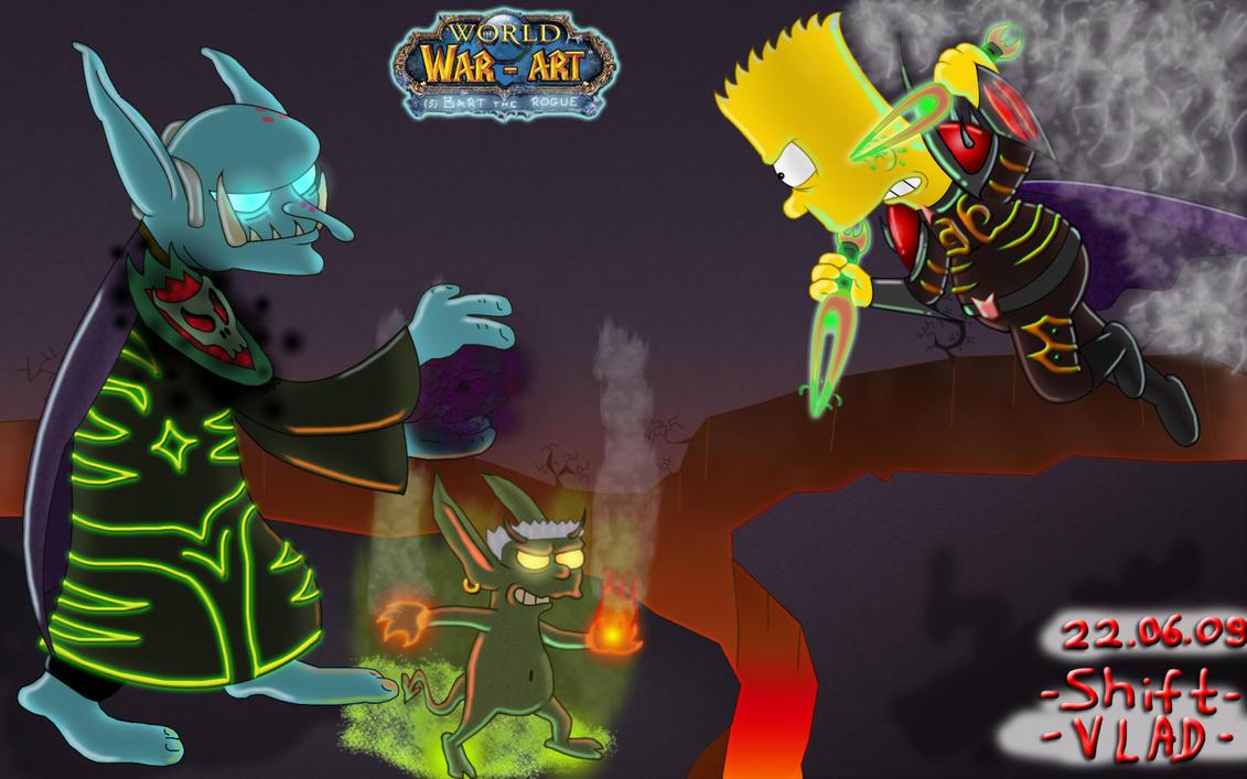 World of WarArt by FoxShift