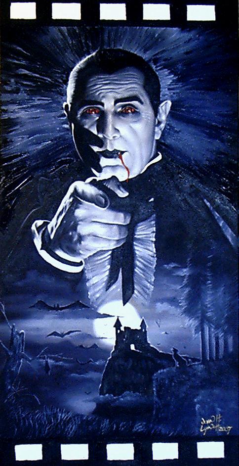 Dracula by JohnHLynch