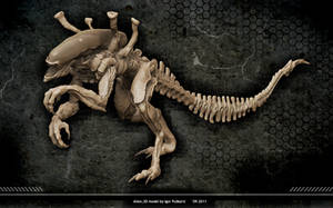 Alien 2011 by Iggy-design