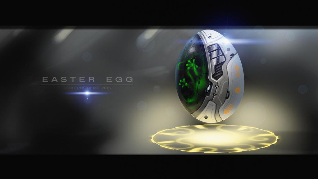 Easter Egg by Iggy-design