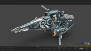 Drone V8 Cybertech by Iggy-design