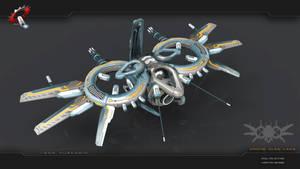 Drone Alen Lava  3 by Iggy-design