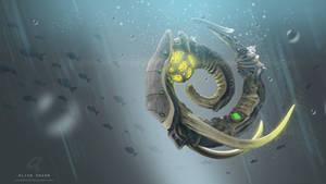 Alien swarm by Iggy-design