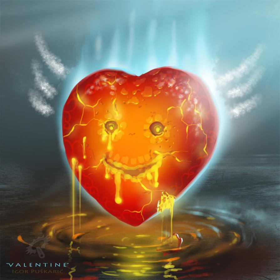 Valentine by Iggy-design