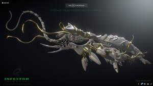 Infestor Bioship sculpt