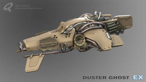 Duster Ghost Ex by Iggy-design