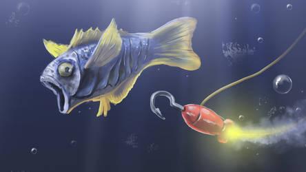 Fish Survivor by Iggy-design