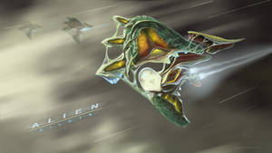 Alien pilots