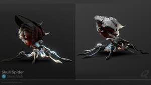 Skull spider SSS b