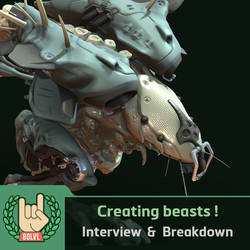 Creating Beasts - 80 Level interview