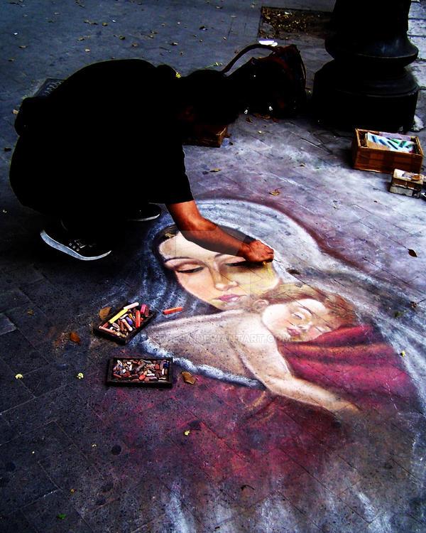 Artist by Xercesa