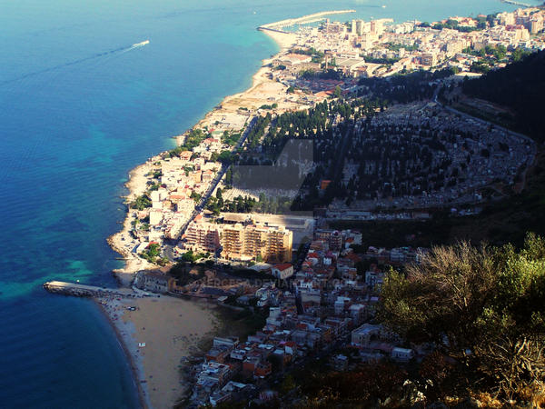 Palermo Coastline by Xercesa