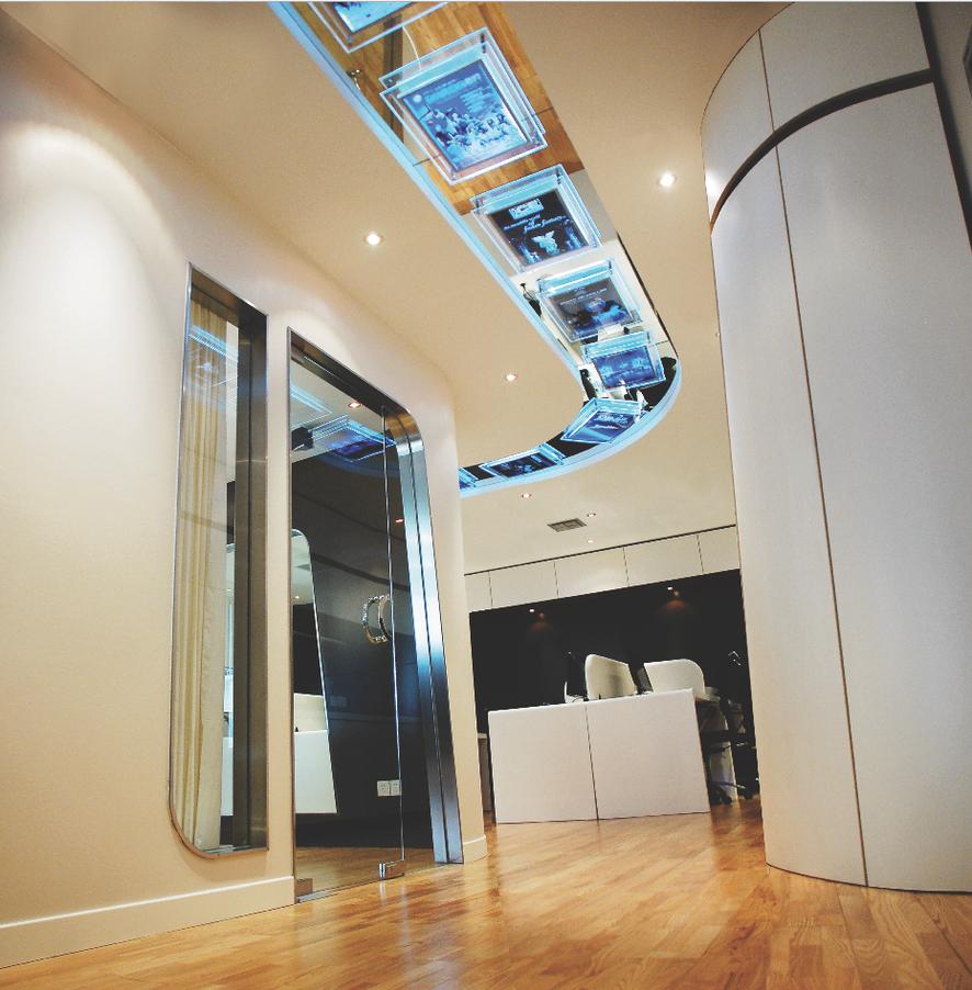 ISA Office by Dariel-Studio