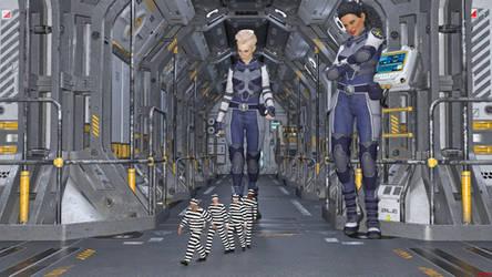 Future Colony Incarcerations by DrCreep
