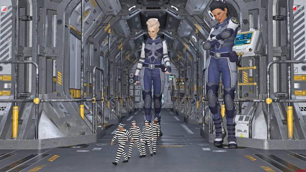 Future Colony Incarcerations