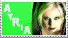 Ayria Stamp by saikochan
