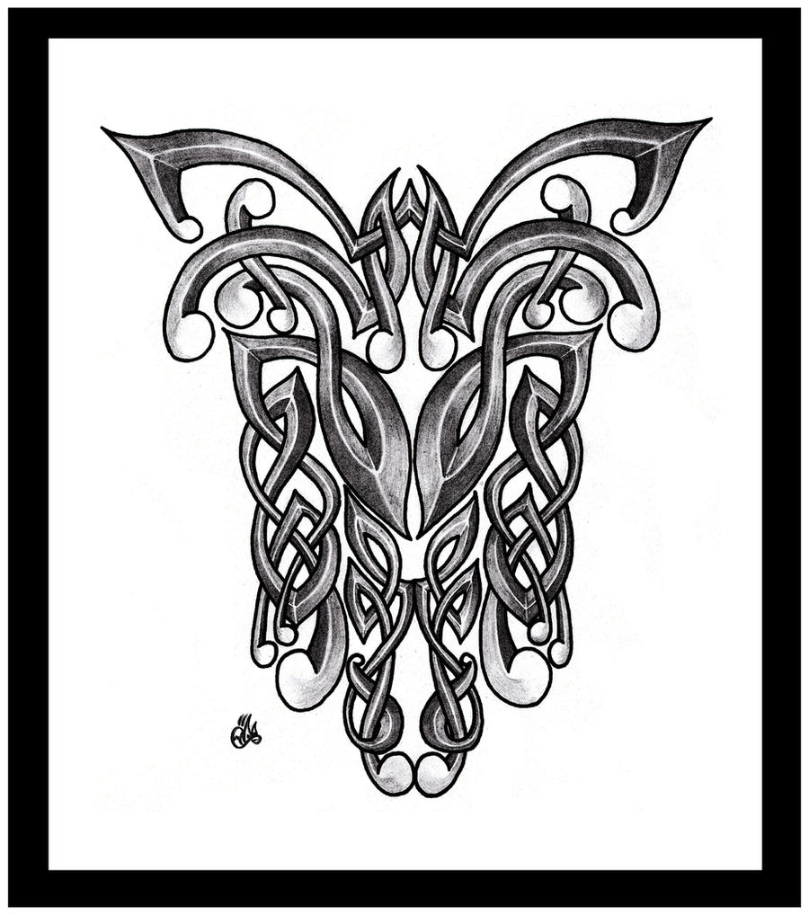 Celtic Rune Tattoo