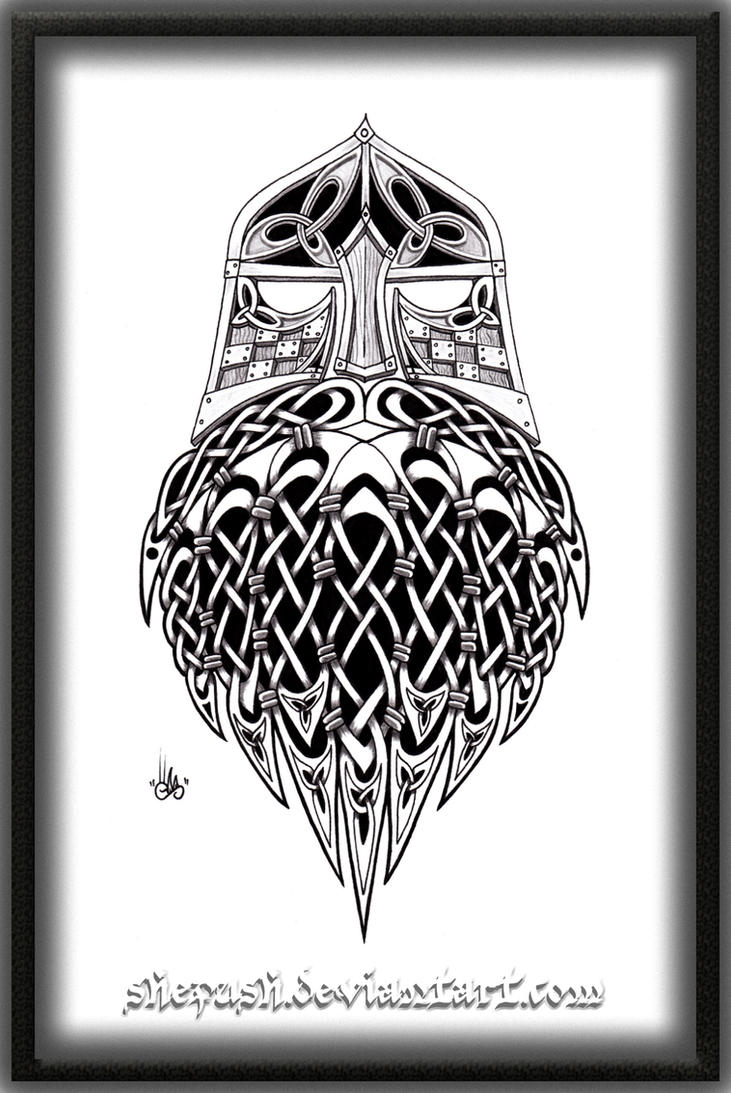 Celtic Viking 3 by shepush
